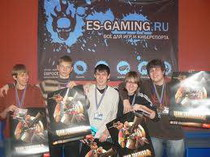 st.peterburg open team fortress championship